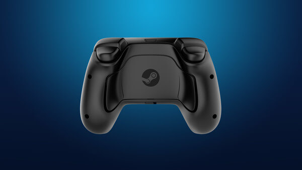 Steam Controller Backside Look