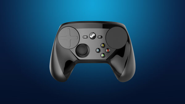 Steam Controller Dual Trackpad