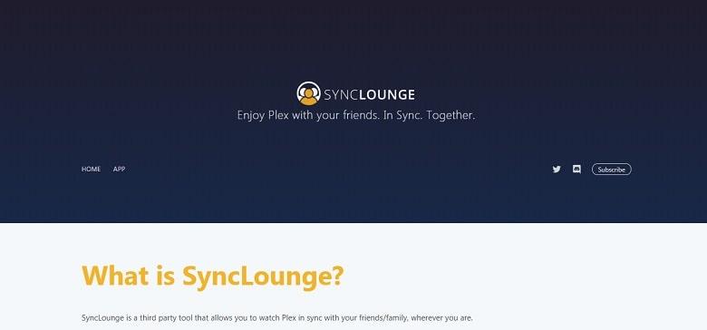Sync Lounge